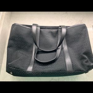 Coach Fabric Tote Baby Bag